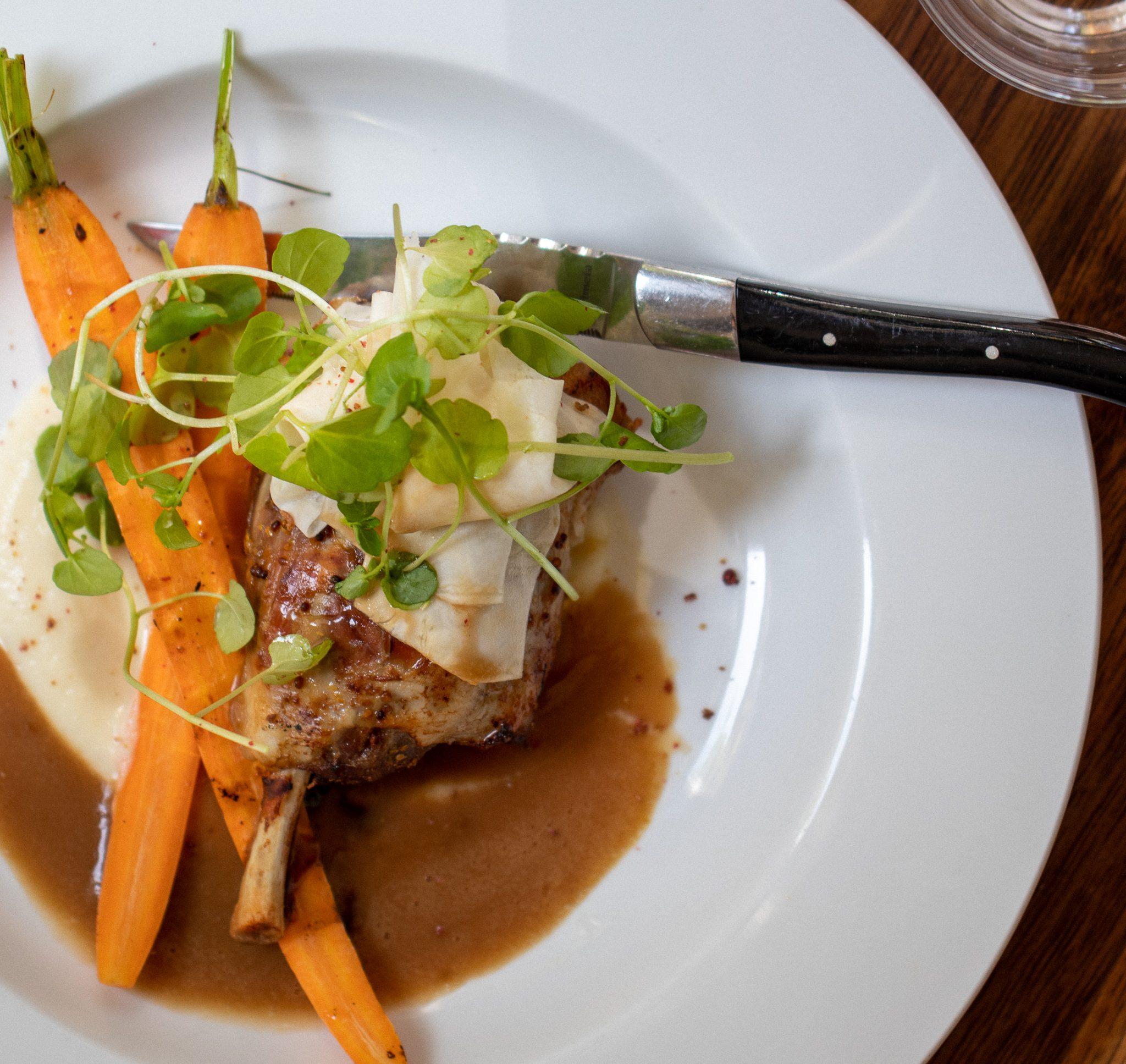 God mad og billig restaurant Århus